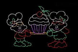 Bakery Cupcake Elves
