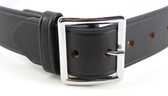 Leather Garrison Belt - Plain