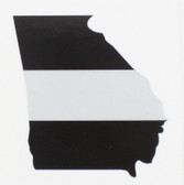Silverline Sticker - Georgia