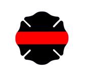 Redline Identifier Sticker - Maltese Cross