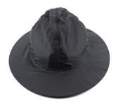 Campaign Hat Rain Cover - Black