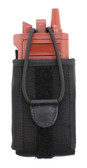Radio Pouch with Swivel Detach Belt Loop - Nylon
