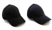 Fitted Hat - Mesh Back