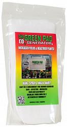 Green Pad CO2 Generator - 5 pads w/2 Hangers