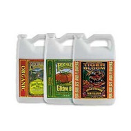 Fox Farm Soil Formula Trio: Big Bloom, Grow Big Hydro, Tiger Bloom Gallons