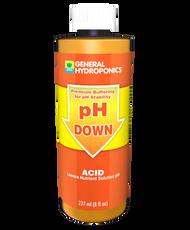 GH pH Down Liquid 8 oz