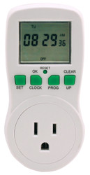 Titan Controls Apollo 16 Medium LCD Display Digital Cycle Timer