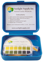 Sure Test pH Test Strip Kit