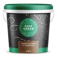Gaia Green Worm Castings 2L 0.8kg