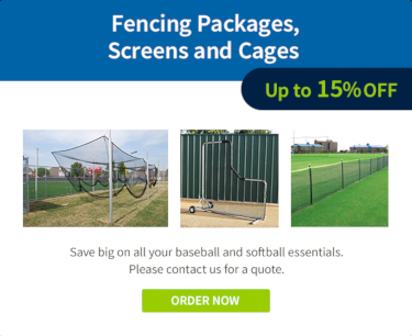 baseball screen and cages