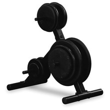 Powerline Fitness EZ-Load Standard Weight Tree