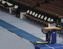 American Athletic Padded Gymnastics Vault Runway