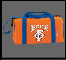 Ryno Athletics Basic Rectangular Duffel Bags With Accent Piping