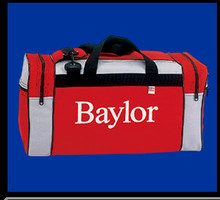 Ryno Athletics Deluxe Travel Pocket Duffel Bag 2