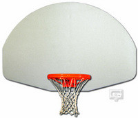 Gared Sports Economy Fan-Shaped Aluminum Basketball Backboard