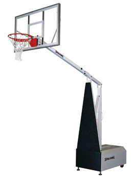 Spalding Fastbreak 960 Portable Basketball System, AA-411-870