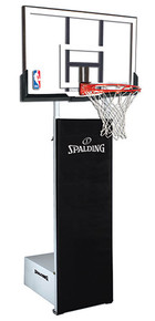 Spalding Fast Break 930 Portable Basketball System, AA-411-835