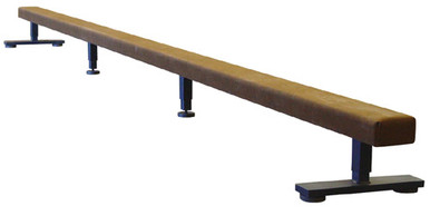 American Athletic Reflex Low Balance Beam Training Table
