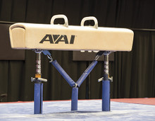 American Athletic Gymnastics Pommel Horse Upright Pads