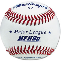 MacGregor #97 Major League Baseball-NFHS Approved - 1 Dozen