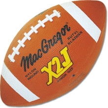 MacGregor X2J Junior Size Rubber Football