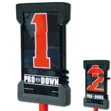 Pro-Down Pro Style Football First Down Marker Box