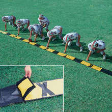 Pro Down Adjustable Football Linemen Splits Marker
