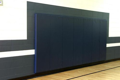Polyurethane Gym Wall Padding W/ Vonar Interliner Fire Retardent