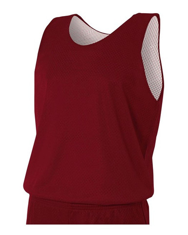 A4 NF1270 Reversible Mesh Adult Basketball Tank Top