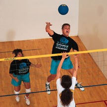 Official Wallyball (Walleyball) Game Kit - Complete Set