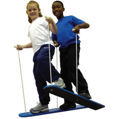 Gamecraft Teamwork Trekker Two-person Agility Excerise