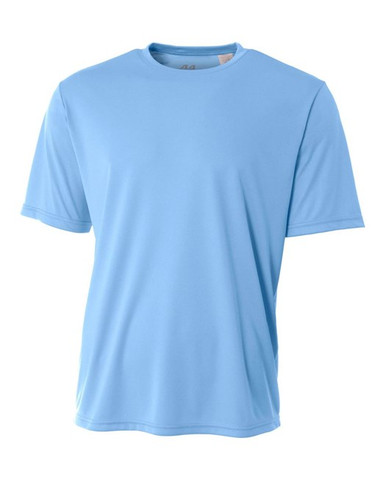 A4 Adult Cooling Performance Crew T-Shirt