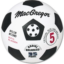 MacGregor Rubber Soccer Ball - Size 4
