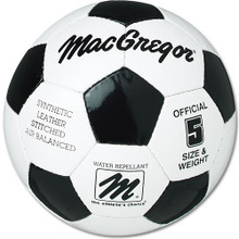 MacGregor Synthetic Leather Practice Soccer Ball - Size 4