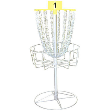 Portable DISCatcher Disc Golf Targe