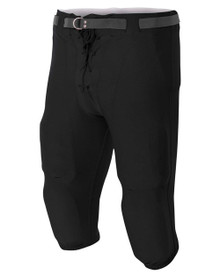 A4 N6141 Football Game Pants - 88% Nylon 12% Spandex