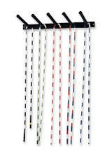 Wall Mounted Jump Rope Storage Rack