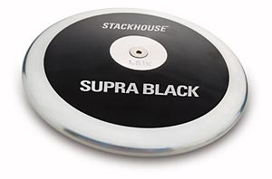 Stackhouse T81 Supra Black 1.6 Kilo High School Discus
