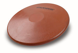 Stackhouse TPDH Practice 1.6 Kilo High School Rubber Discus