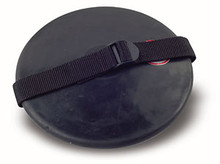 Stackhouse TRT2 Practice 2 Kilo College Rubber Discus with Strap