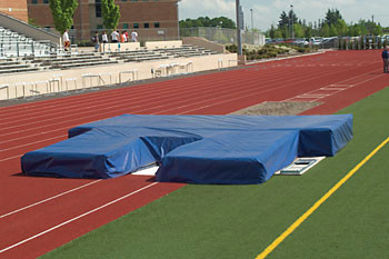 Stackhouse TP2021A Champion Pole Vault Pit All-Weather Cover