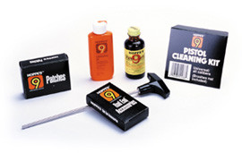 Stackhouse TPCK Cleaning Kit for .22 or .32 Starting Pistols