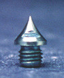 """Stackhouse TP14 Spikes - 1/4"""" Pyramid Point - Bag of 100"""
