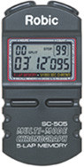 Stackhouse TSW505 Robic Five Memory Chrono-1/1000 sec to 24 hrs