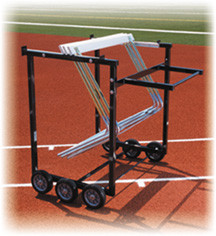 Stackhouse THHC Steel Hanging Hurdle Cart