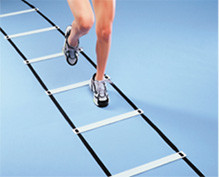 Stackhouse  Flat Rung Agility Squares
