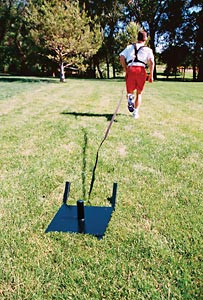 Stackhouse Sheet Sled for Resistance Training