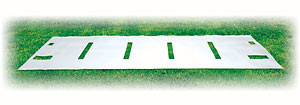 Stackhouse LFCH Football Hashmark Stencil Kit-5yd.Kit w/ 4 Marks