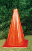 Stackhouse SC9 Soccer Cones - 9""