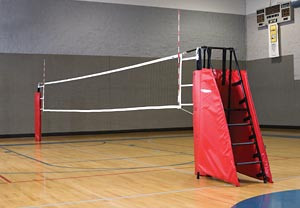 """Stackhouse V3A 3"""" Aluminum Power Volleyball System"""